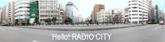 Hello ! RADIO CITY