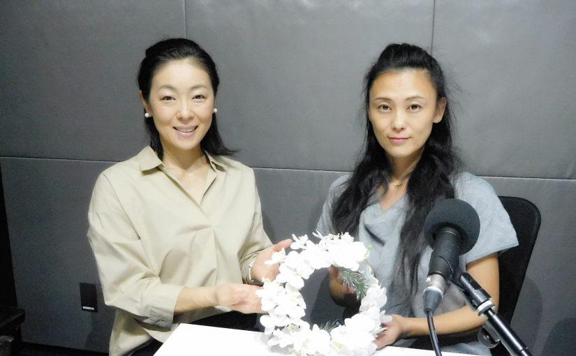 ママミーティング♪ ママサポ 石田えりさん #2「広げよう花育の輪」