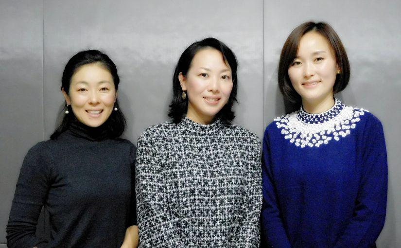 ママミーティング #2ママサポ 河東典子さん、谷口ちうんさん 「びっくり食文化の違い!」