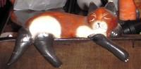 ブルードアーの猫