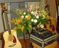 愛用のギターたち