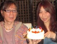 じゅんちゃんのお誕生日