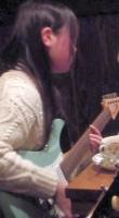 エレキギターのレッスン