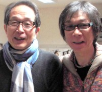 with Kiwada-san
