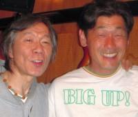 永友さんと@高鍋