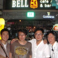 Last Uchiage@Shanghai
