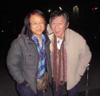 with長瀧さん