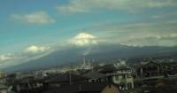 今回の霊峰富士
