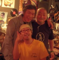 with Master&Gen-san@Furano